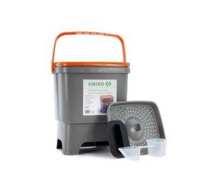 Secchio Bokashi per Compost Domestico