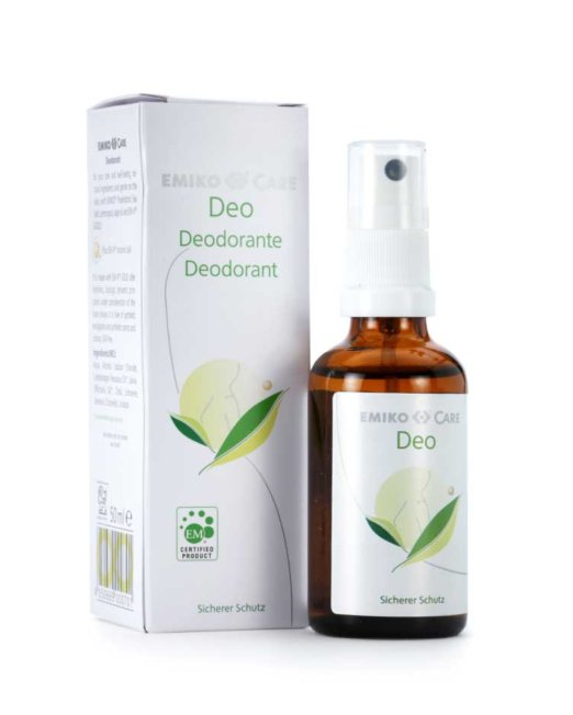 Deodorante Spray Naturale