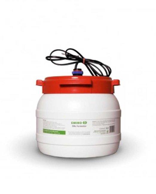 Fermentatore 10 litri per Microrganismi