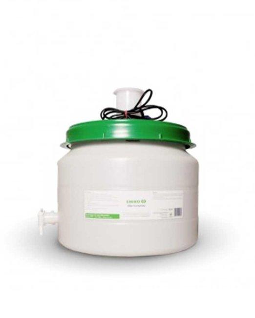 Fermentatore 30 litri per Microrganismi