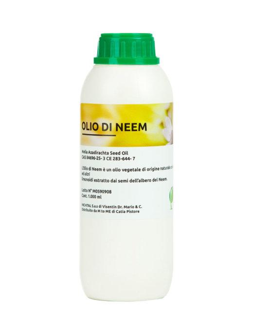 olio di neem puro