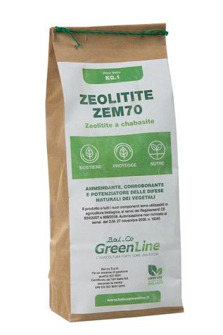 zeolite a chabasite micronizzata labalco 1 kg