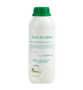 olio di neem vegetale