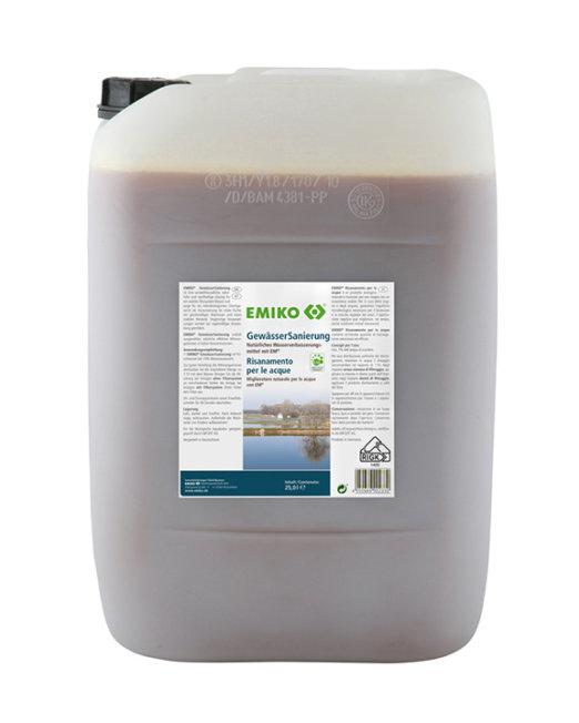 Detergente biologico per la stalla a base di EM