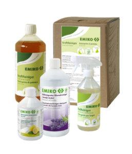 Detergenti naturali per pulire e disinfettare la tua casa