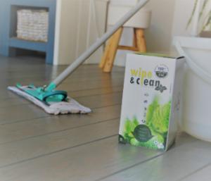 Wipe and clean detergente per pulizie della casa