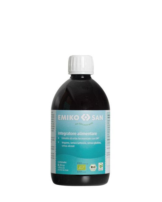 Emiko®San integratore a base di microrganismi effettivi EM 500ml