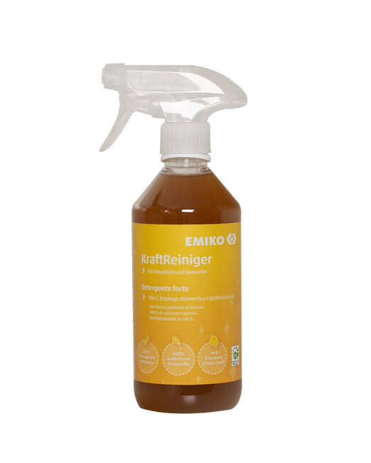 Detergente multiuso forte con micorganismi Em