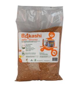 Miscuglio organico fermentato - Attivatore per il compostaggio e concime organico biologico
