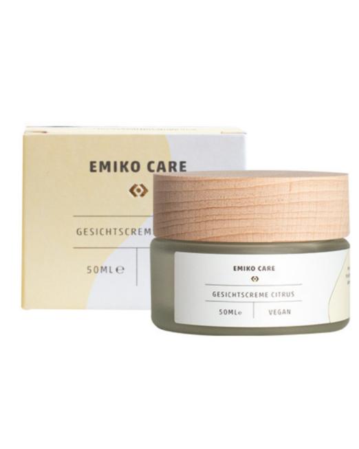 EMIKO®Care Crema viso idratante e nutriente agli agrumi