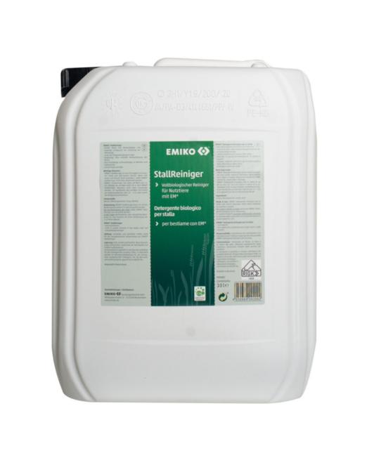 Detergente per la stalla a base di microrganismi EM