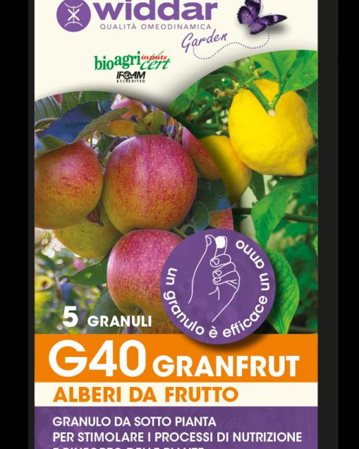 g40 granfrut argilla informatizzata